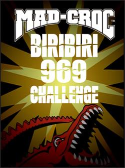 MAD-CROC、史上最狂のサンプリングイベント「BIRIBIRI 969 CHALLENGE」渋谷109にて開催!