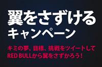Red Bull「翼をさずけるキャンペーン」7月1日スタート!