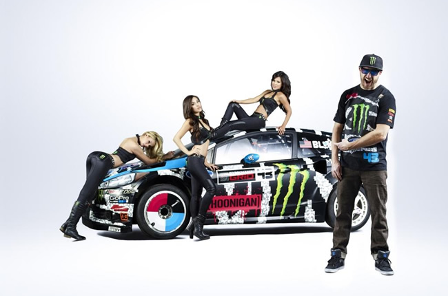 Monster Energy presents KEN BLOCK's NAGOYA EXPERIENCE
