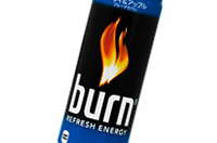 burnに新フレーバー登場!「バーン リフレッシュエナジー」6月17日より全国発売!