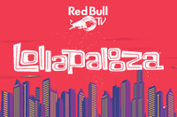 Red Bull TVで米フェス「Lollapalooza(ロラパルーザ)」の生配信決定!現地に行けなくてもフェスの舞台裏やビッグネームのライブが楽しめる!