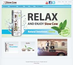 ブラジルで反エナジードリンク!?「Slow Cow」世界拡大中!